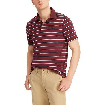 Polo Ralph Lauren Men's Short Sleeve Performance Airflow Striped Polo