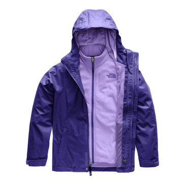 The North Face Big Girls' Mountain View Triclimate Jacket