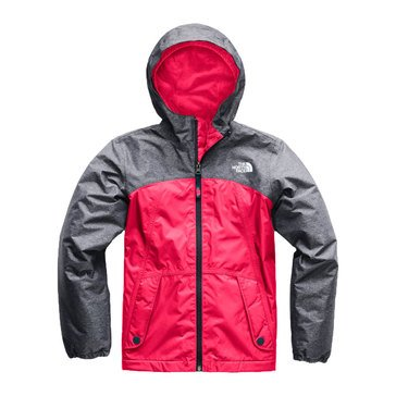 The North Face Big Girls' Warm Storm Rain Jacket
