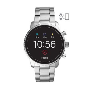 Fossil Gen 4 Smartwatch - Explorist HR Stainless Steel