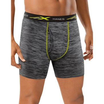 Hanes X-Temp Mesh Space DY 4PK Boxer Brief