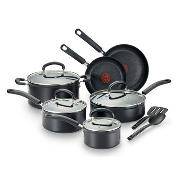 T-Fal 12-Piece Advanced Forged Titanium Cookware Set
