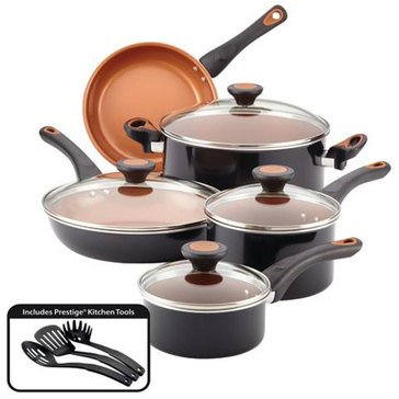 Farberware 12-Piece Glide Cookware Set