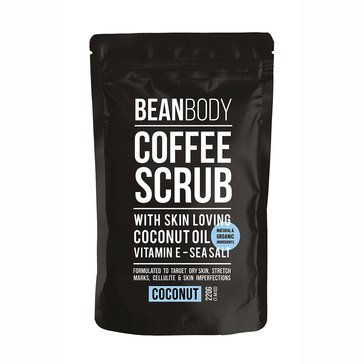 Bean Body Coconut Coffee Scrub 220g