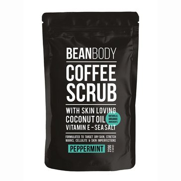 Bean Body Peppermint Coffee Scrub 220g
