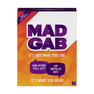 Mad Gab Refresh