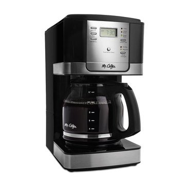 Mr. Coffee Advanced Brew 12-Cup Programmable Coffee Maker (JWX27-RB)
