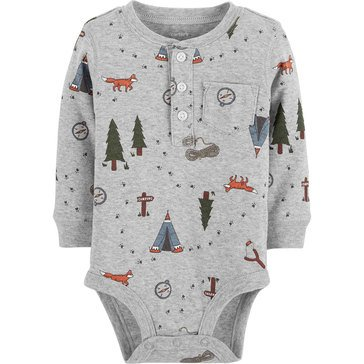Carter's Baby Boys' Tree Bodysuit