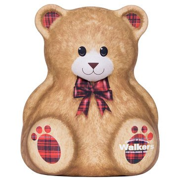 Walkers Teddy Bear Mini Shortbread Tin 5.3oz