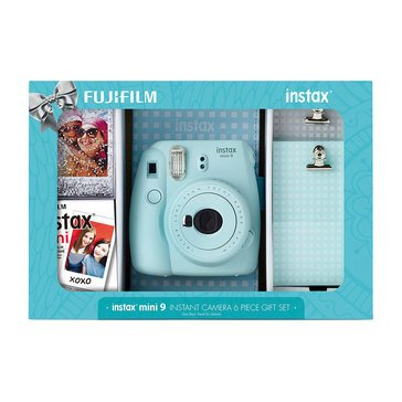 Fuji Instax Mini 9 6-piece Holiday Set
