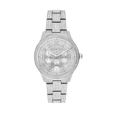Michael Kors Women's Runway Stainless Steel Bracelet Watch, 38mm