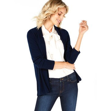 Charter Club Women's Cashmere Solid Cardigan