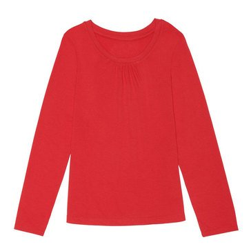 Yarn & Sea Little Girls' Crewneck Tee