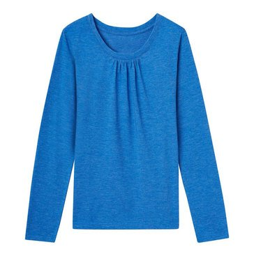 Yarn & Sea Toddler Girls' Crewneck Tee