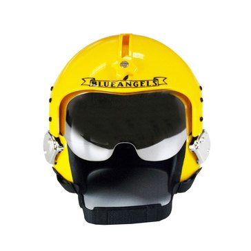 Fox USN Blue Angels Mini Fighter Pilot Flight Helmet