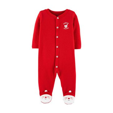 Carter's Baby Holiday Thermal Sleep N Play