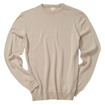 Eight Bells Men's Crew Neck Jersey Sweater