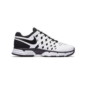 Nike Lunar Fingertrap 4E Men's Training Shoes White / Black