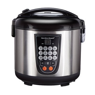 Hamilton Beach 4.5-Quart Digital Multicooker