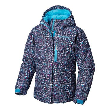 Columbia Big Girls' Magic Mile Heavyweight Jacket