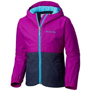 Columbia Big Girls' Rain-Zilla Lightweight Jacket