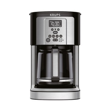 Krups 14-Cup Thermobrew Programmable Coffee Maker (EC324050)