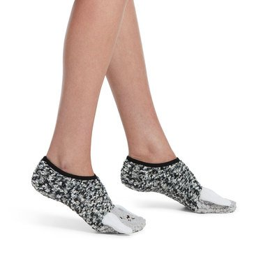 Hue Women's Critter Cozy Sock With Grippers