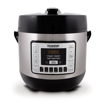 Nuwave Nutri-Pot 6-Quart Pressure Cooker (33101)