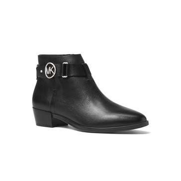 Michael Kors Harland Bootie Tumbled Leather