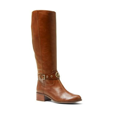 Michael Kors Heather Boot Polished Cow Leather