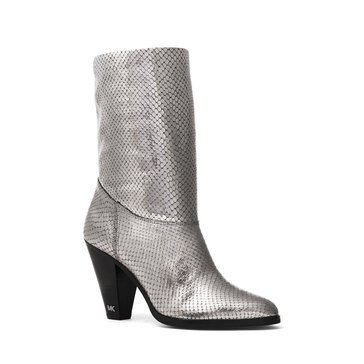 Michael Kors Divia Bootie Diamond Metallic