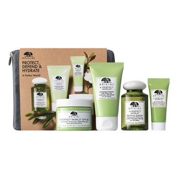 Origins A Perfect World Winter Skincare Regimen Set