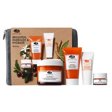 Origins GinZing Winter Skincare Regimen Set