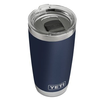 YETI 20 Oz Rambler With MagSlider Lid - Navy