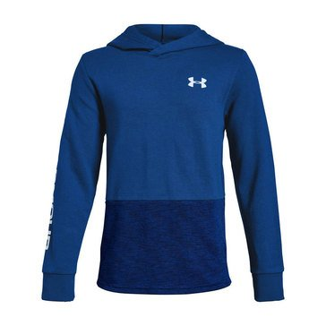 Under Armour Big Girls' Unstoppable Double Knit Hoodie