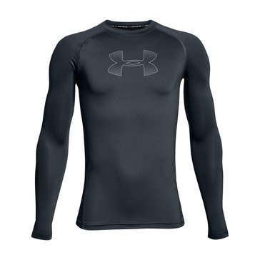 Under Armour Big Girls' Long Sleeve Armour Top