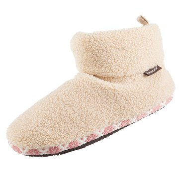 Totes Isotoner Women's Cozy Berber Nina Boot Slippers