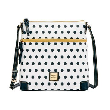 Dooney and Bourke Dots Large Crossbody