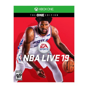 Xbox One NBA Live 19 The One Edition