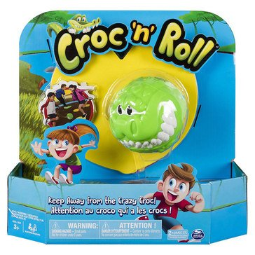 Croc N Roll Action Game