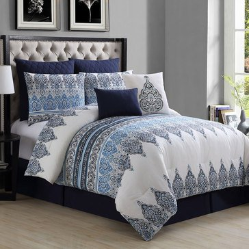 Andros 8-Piece Comforter Set