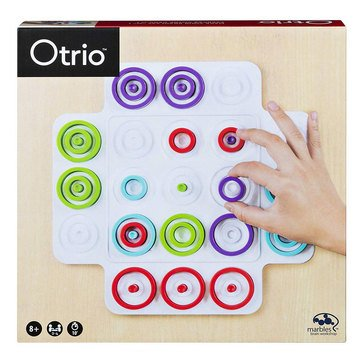 Marbles Otrio LE Strategy Game