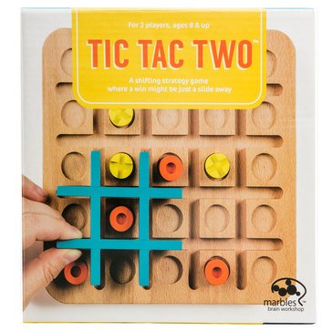 Spinmaster Classic Tic Tac Two Game