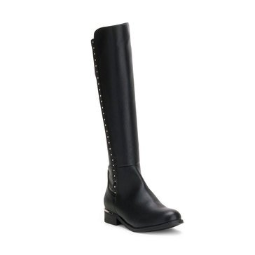 Wanted Pergamon Knee High Stretch Back Boot