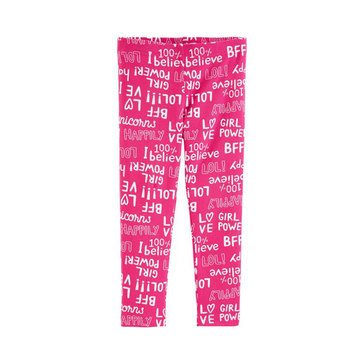 Carter's Toddler Girls' Girl Power Leggings