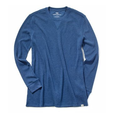 Eight Bells Men's Long Sleeve Thermal Crew Neck Tee