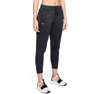 Under Armour Women's Synthetic Fleece Jogger Pants
