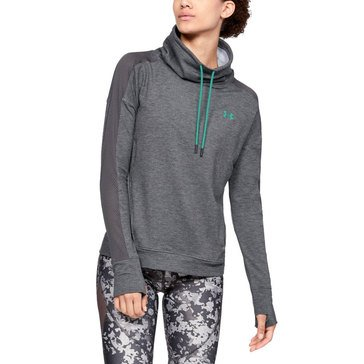 Under Armour Women's Featherweight Fleece Funnel Pullover