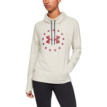 Under Armour Women's Freedom Funnel Neck Top
