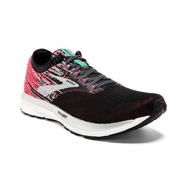 Brooks Ricochet Women's Running Shoes Pink / Black / Aqua